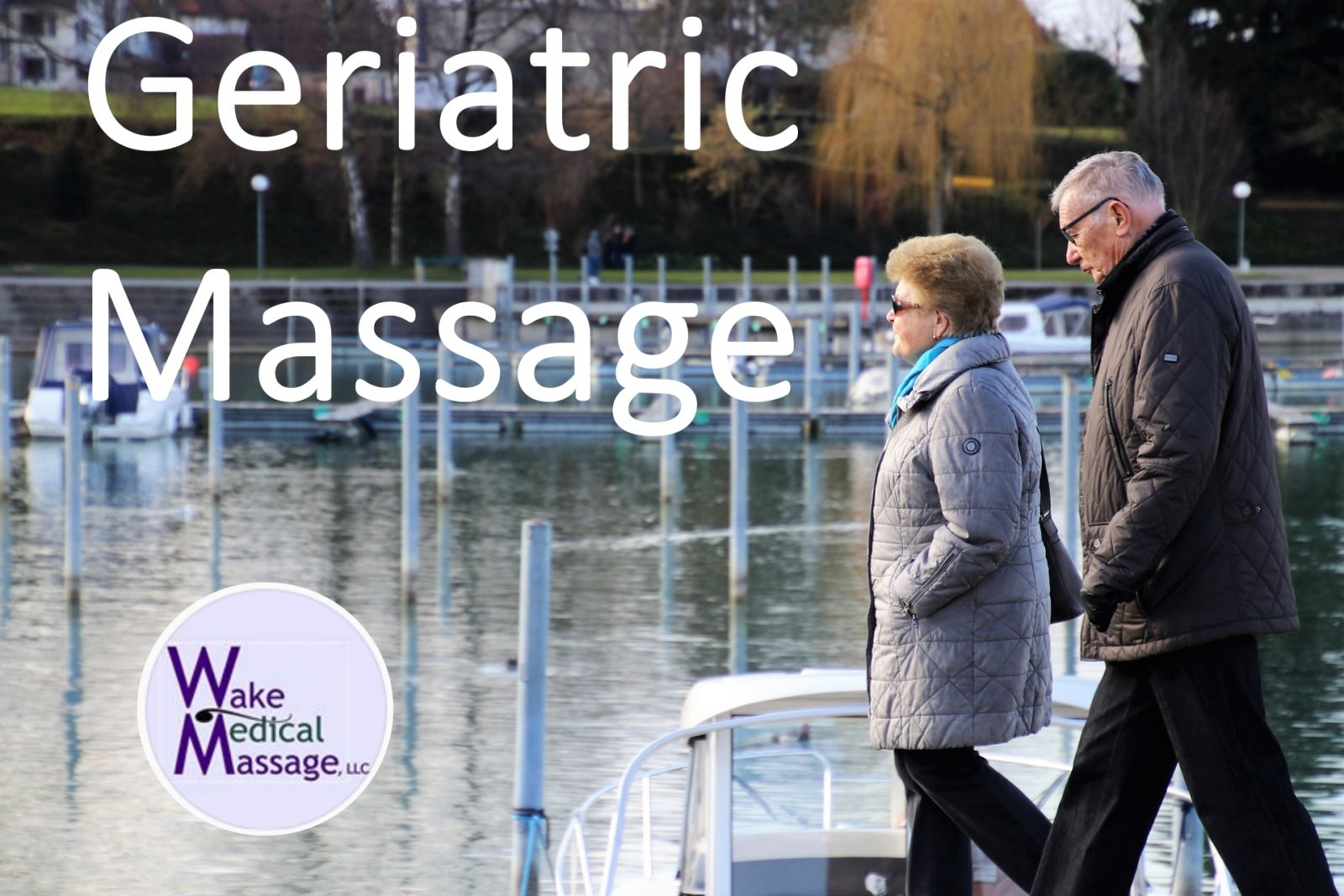 Geriatric Massage for the elderly.