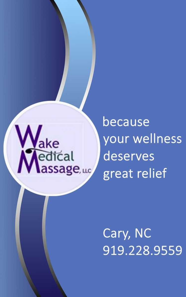 Massage in Cary NC